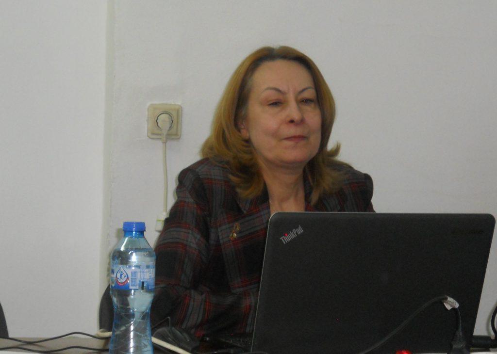 Лекция за борбата срещу тероризма и защита правата на ...